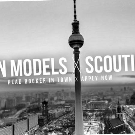 Models Berlin: Head Booker Scouting Week in September - Modeling in Berlin Central