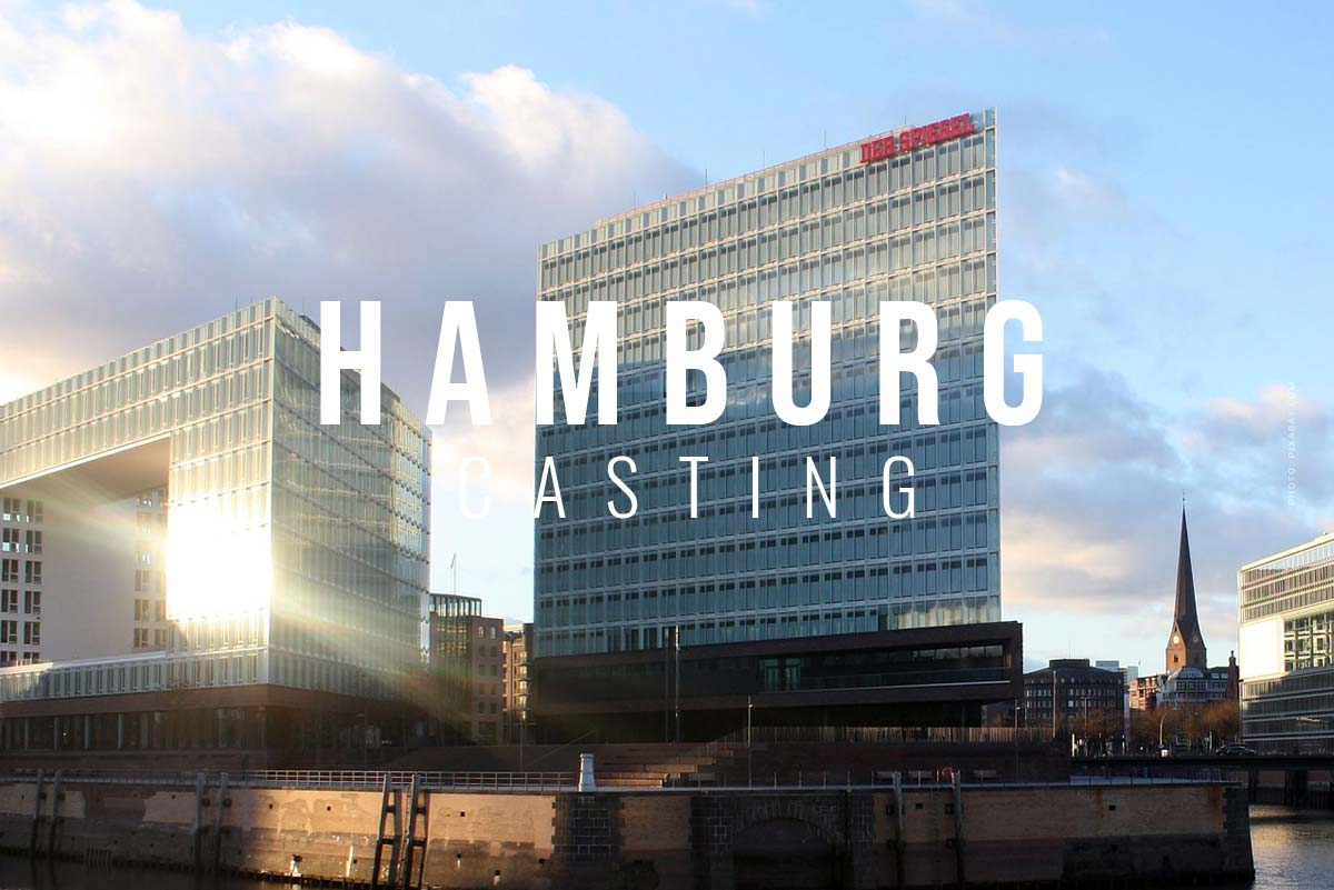 Hamburg Casting 24.10. - Apply now! @ Studio, CM Model Casting
